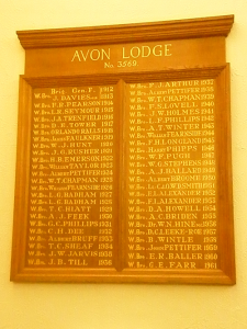 First-Honours-Board