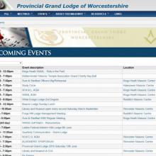 Provincial Calendar